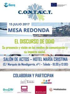 Poster 15 JULIO 2017 - Mesa Redonda